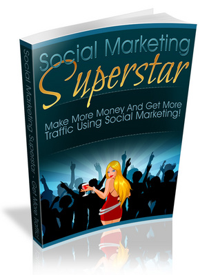 Product picture Social Marketing Superstar + Bonuses