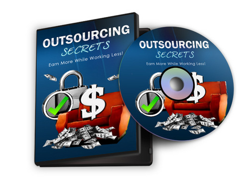 Product picture Outsourcing Secrets Videos