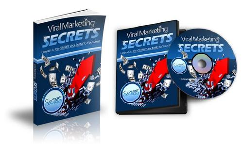 Product picture Collection of Viral Marketing Secrets + Bonuses and Videos