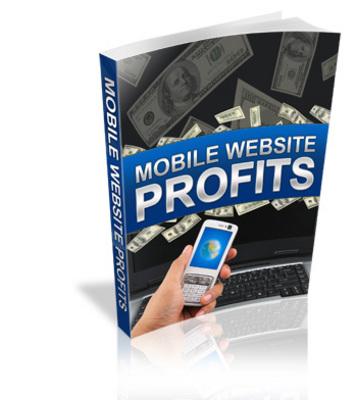 Product picture Mobile Website Profits + Bonuses