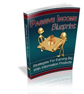 Product picture Passive Income Blueprint + Bonuses