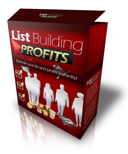 Product picture List Building Profits Videos