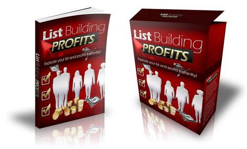 Product picture Collection of List Building Profits + Bonuses and Videos